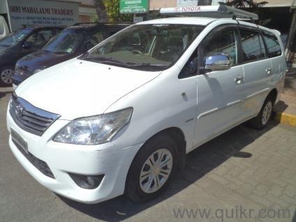 Used Car In Mumbai Kandivli Toyota Innova Used Cars In Mumbai