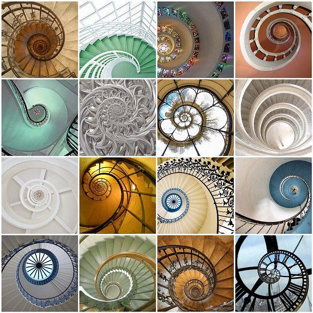 Architectural Spirals