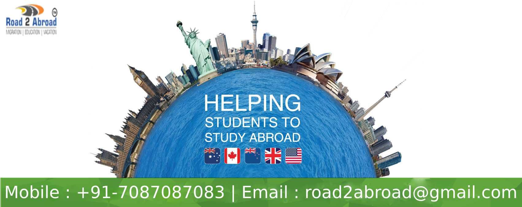 Pin by Road 2 Abroad on Abroad Study Consultants