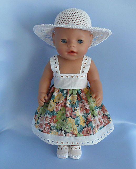 Шляпка для Беби Бона - Страна Мам
