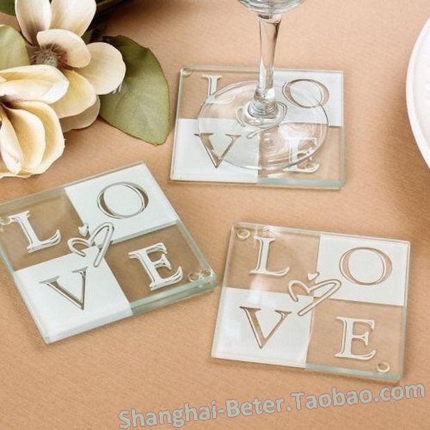 Bd002 Love Coasters Party Souvenirs Httpdetail1688offer