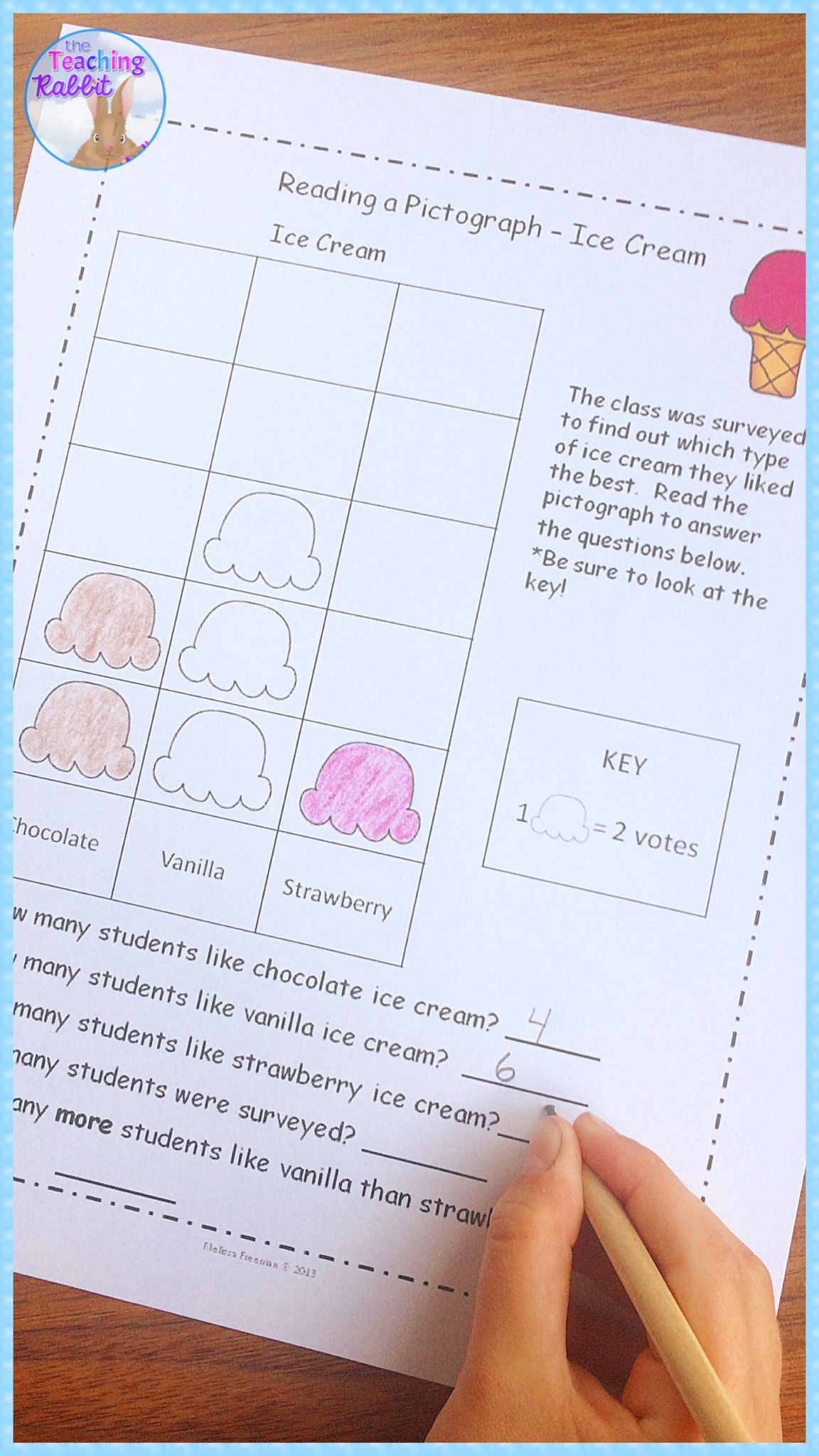 Graphing Worksheets Amp Activities 2nd Grade