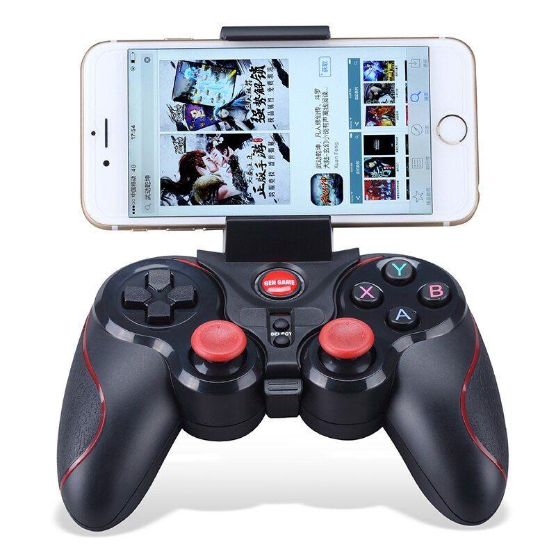 S5 Deluxe Wireless Bluetooth Joystick Gamepad Gaming