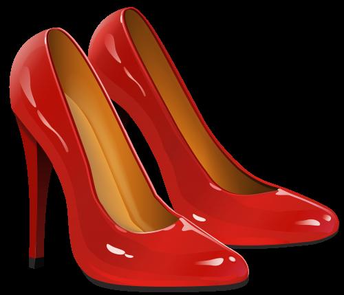 Red Heels PNG Clipart | Láminas zapatos | Pinterest | Art ...