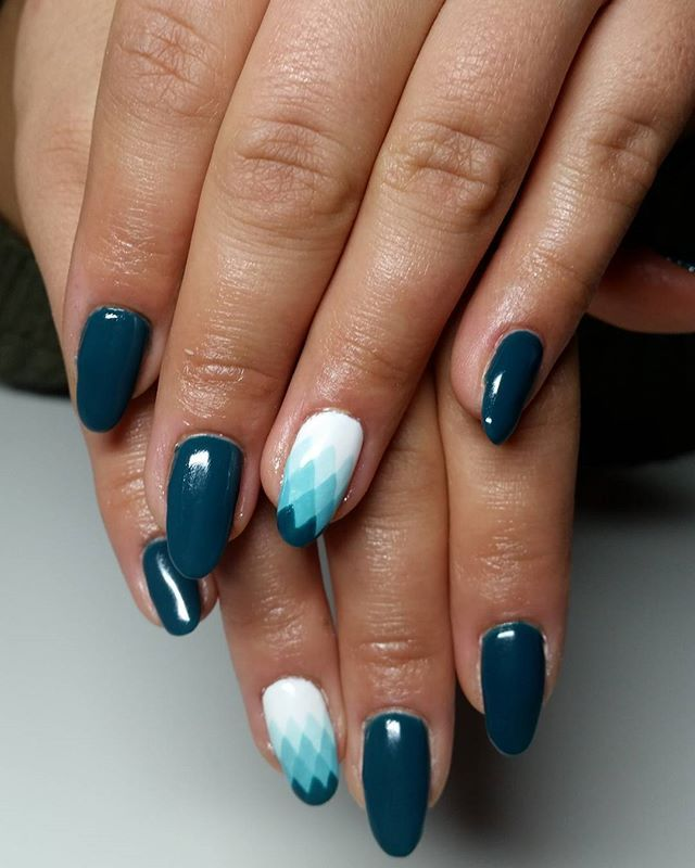 Pin Od Justyna Klepczarek Na Pazurki Pinterest Nails Manicure I