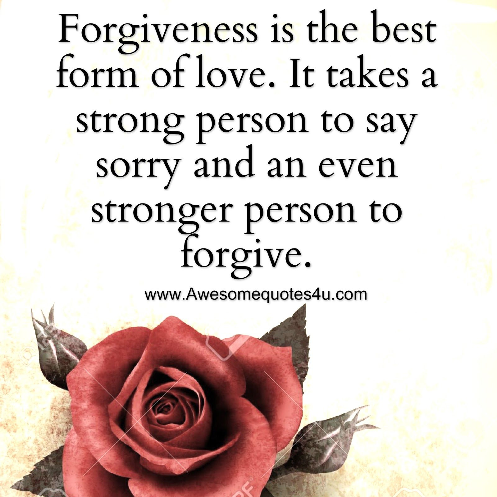 Awesome Quotes The Best Form of Love