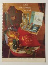 Werbung ca A5:     4711 Geschenk  1969-RD*     (14091473)