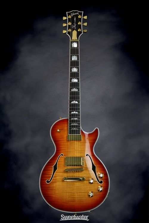 Gibson Les Paul Supreme Heritage Cherry Sunburst Sweetwater