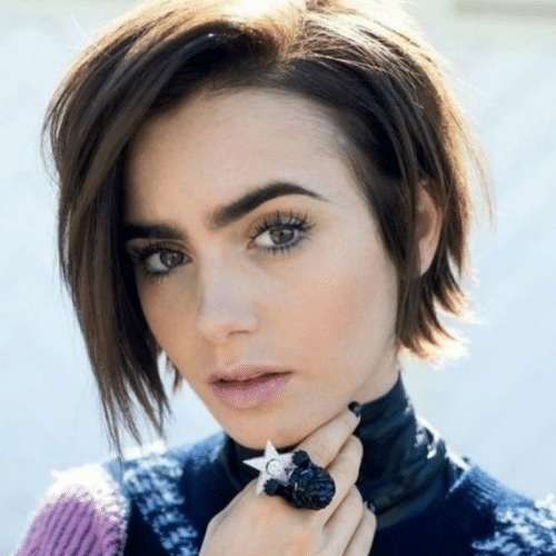 25 Chic Short Hairstyles for Thick Hair