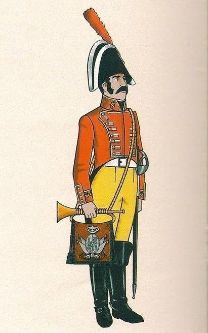Farnesio 1808 Línea. Trompeta