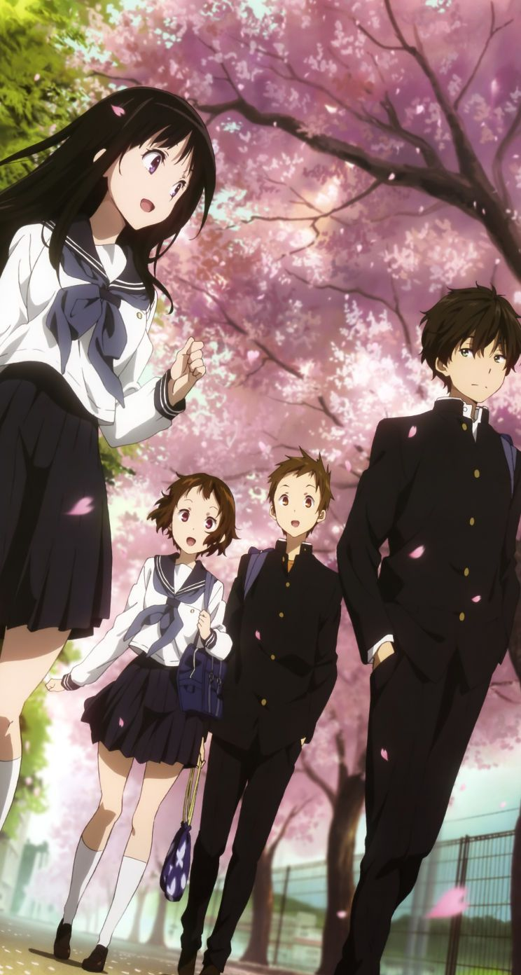 hyouka Part 3 - hUdEEF/100 - Anime Image