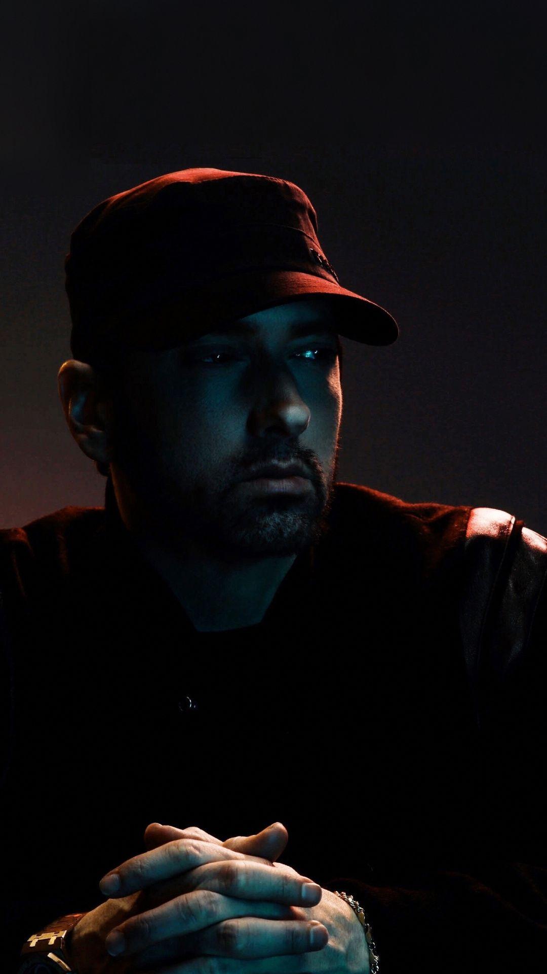 Rapper Celebrity Eminem 2018 1080x1920 Wallpaper Celebrity