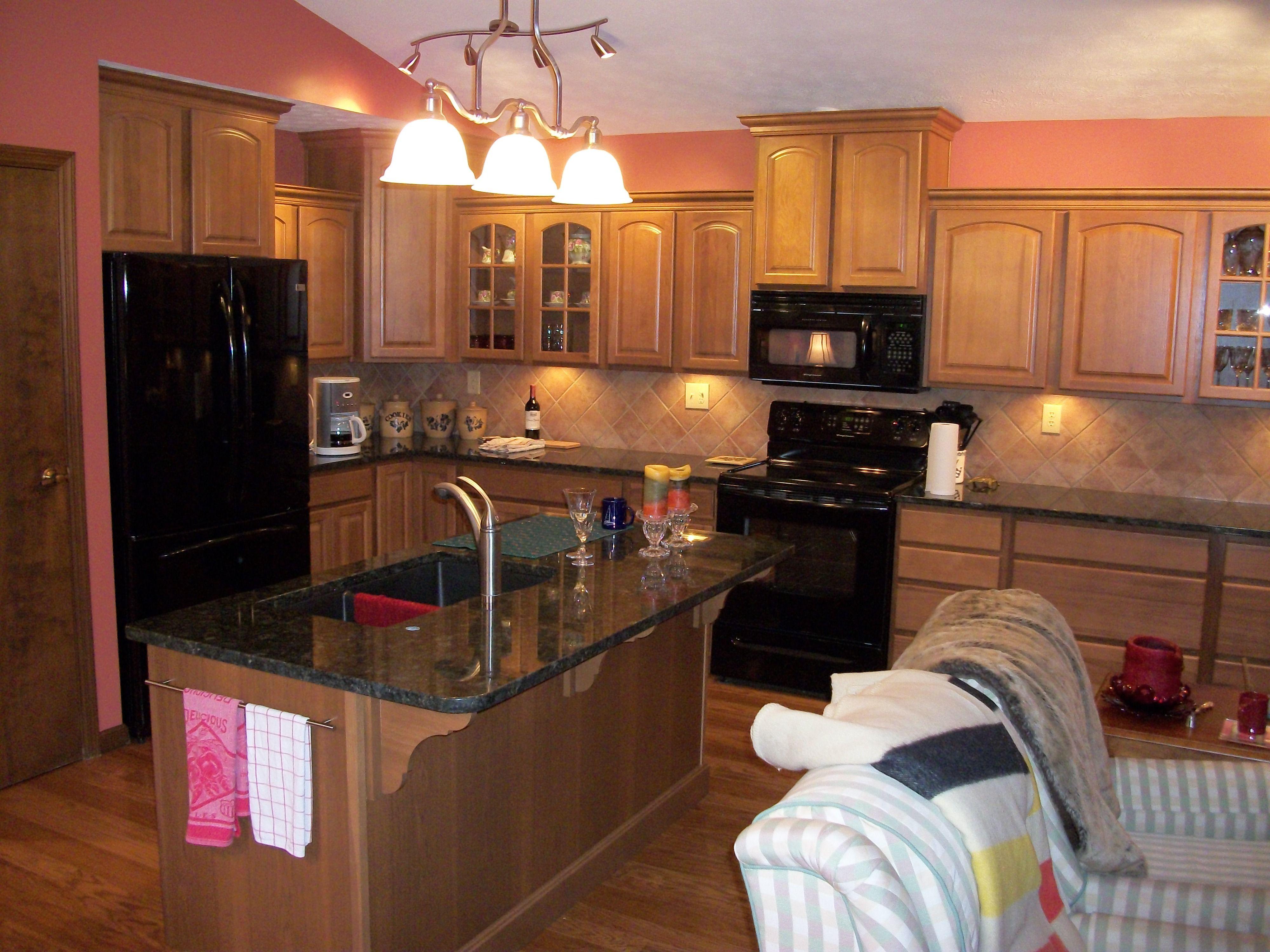 Gorgeous New Kitchen Designed And Installed By Craftsmen Home Improvements New Kitchen Designs Kitchen Kitchen Design