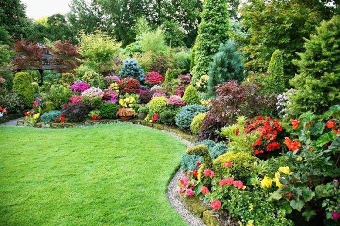 1001 Ideen Zum Thema Blumenbeet Mit Steinen Dekorieren Best Garten