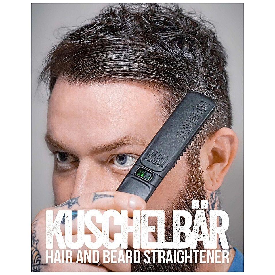 Kuschelbar Hair and Beard Straightener in 2020 Beard