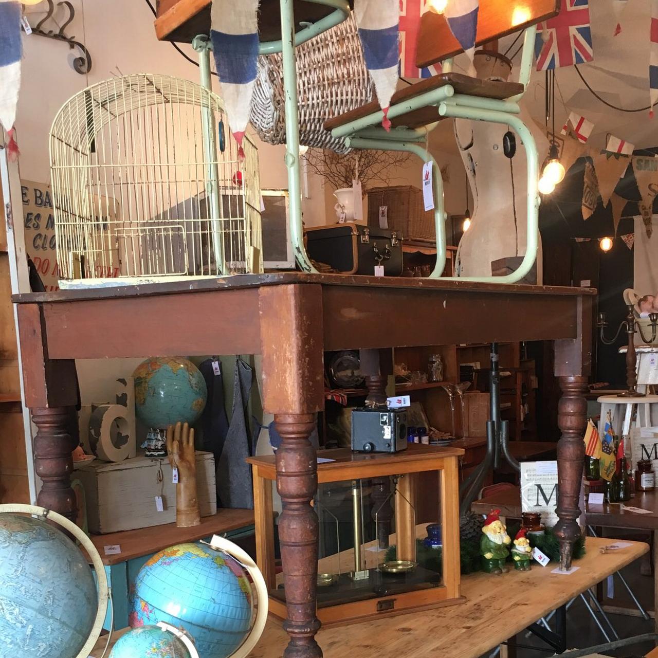 Nook Vintage Second Hand Furniture Shop In Fitzroy North