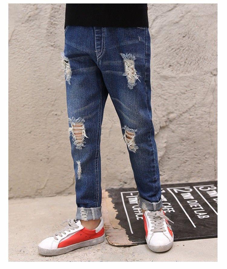 18a3d16f7d F166310# 2017 Latest Fashion Top Design Euramerican Fashion Broken Boys  Jeans Kids Pants China Wholesale - Buy Fashion Nova Clothing,Kids Clothes  Boys,New ...
