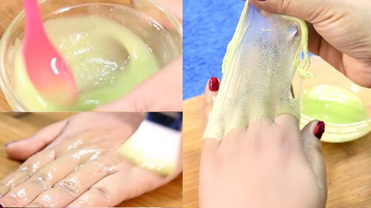 How To Remove Facial Hair INSTANTLY Milky Hair Removal