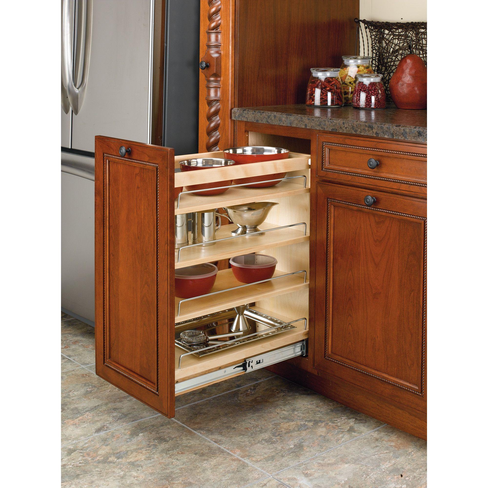 Kitchen Amp Tabletop Storage Organization Cabinet Custom ...