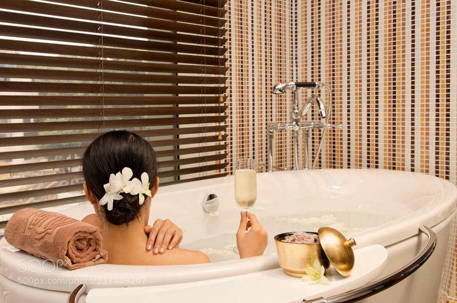 bath by Tshab_Plig | travels | Pinterest | Bathtubs