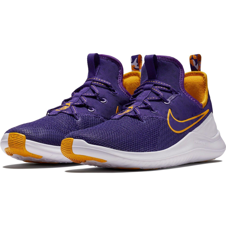 Women's Nike Purple/Gold LSU Tigers