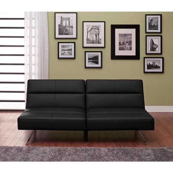 dhp studio black convertible futon   overstock shopping   great deals on dhp futons dhp studio black convertible futon   overstock shopping   great      rh   pinterest