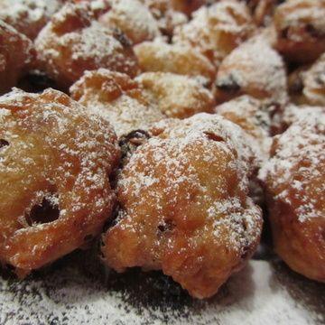 Fritole di carnevale di Noemi Bertazzo - Recipefy