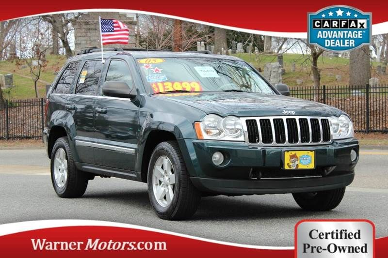 2005 Jeep Grand Cherokee East Orange NJ 2005 jeep