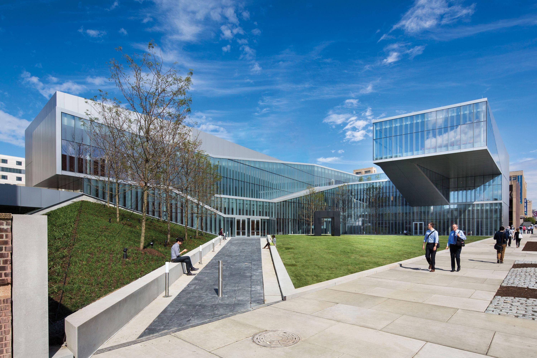 Krishna P Singh Center For Nanotechnology Cultural Architecture