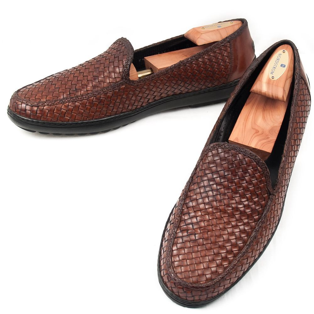 #Bragano #WovenShoes #ColeHaan #WovenLoafers #Loafers #BrownShoes  #LeatherLoafers #SlipOnShoes