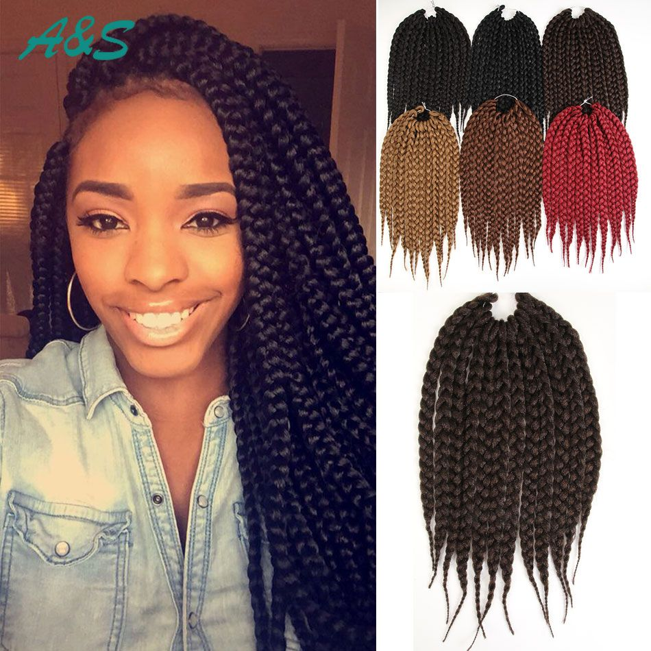 Find more bulk hair information about 3x box braids hair crochet find more bulk hair information about 3x box braids hair crochet hair ombre kanekalon braiding hair synthetic hair extension faux locs for black women pmusecretfo Image collections
