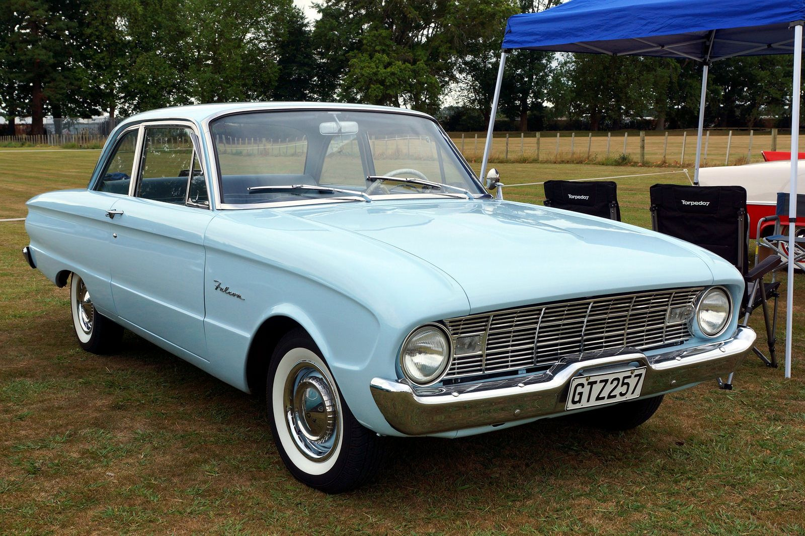 1960 Ford Falcon Two Door Ford Falcon Classic Cars Usa Ford Classic Cars