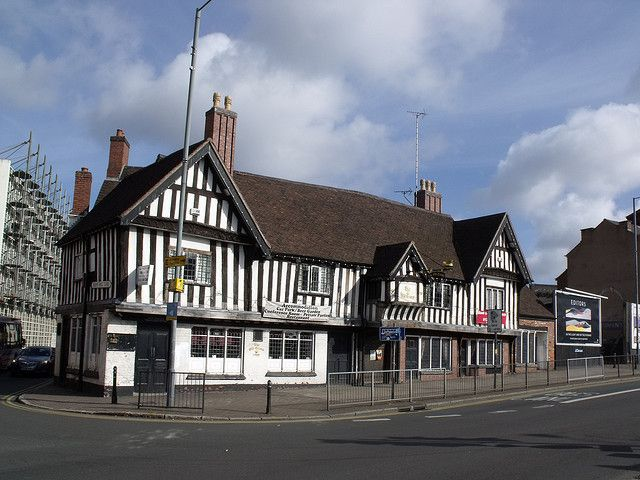 The Old Crown Digbeth Birmingham City Centre Birmingham