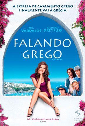 2009 Falando Grego My Life In Ruins Filmes De Comedia