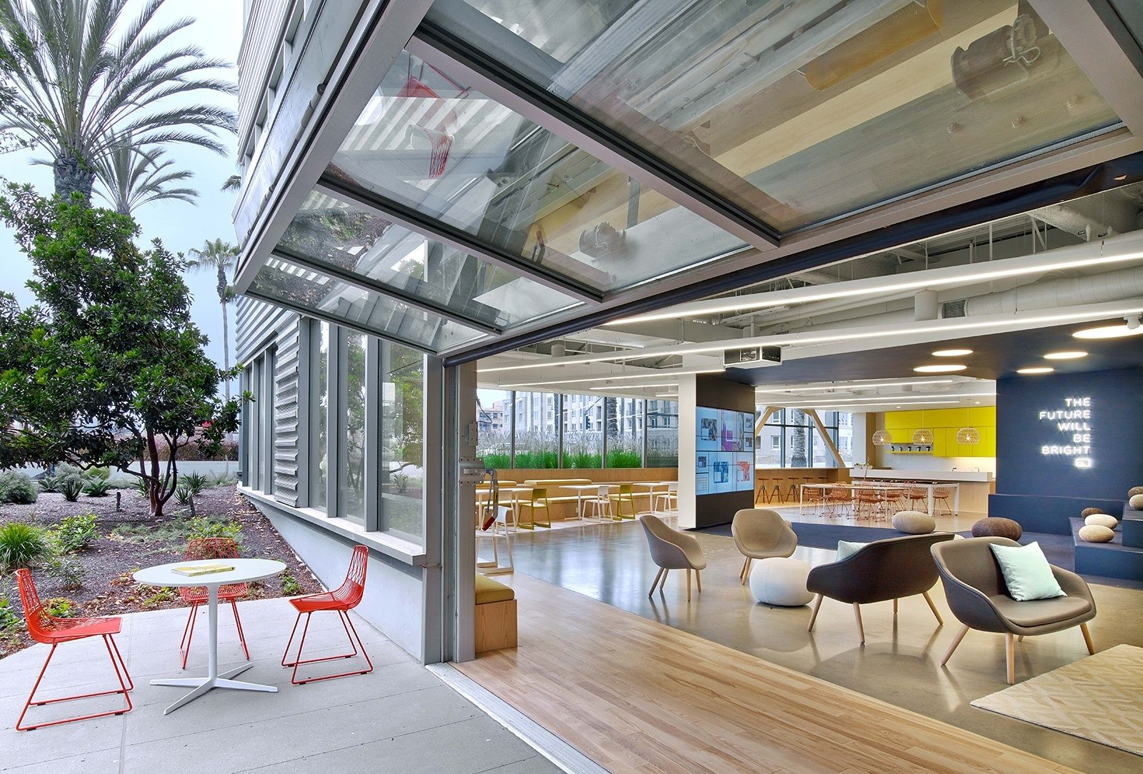 A Tour of Fullscreen's Super Cool Headquarters in Los