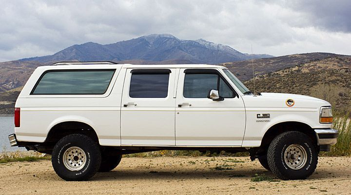 This Is The 4 Door Ford Bronco You Didn T Know Existed Ford