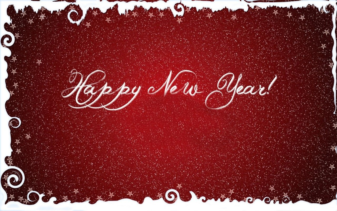 Happy New Year Greeting Cards Hd Wallpaper Places To Visit