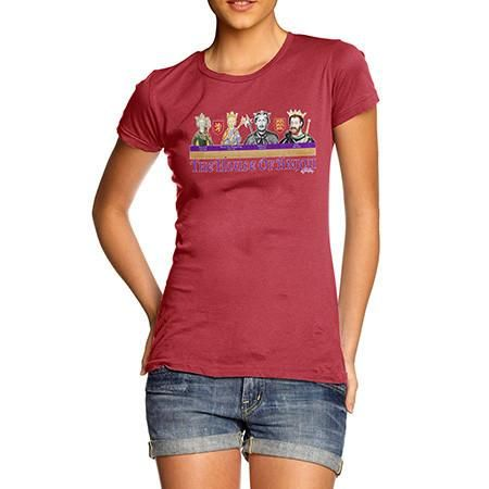 Women's House Of Anjou T-Shirt