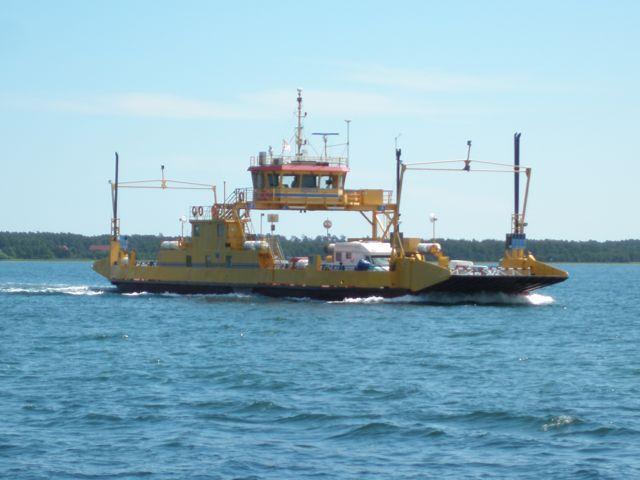 Fårö ferry