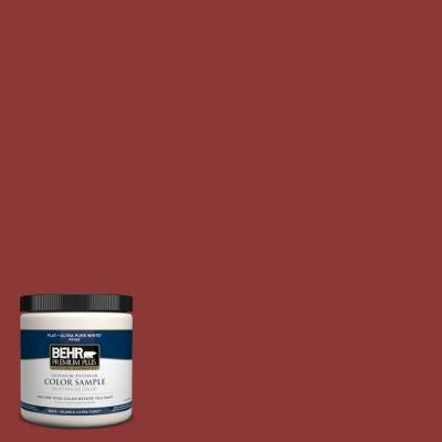 BEHR Premium Plus 8 oz. #PPF-40 Rocking Chair Red Interior/Exterior Paint Sample-PPF-40PP at The Home Depot