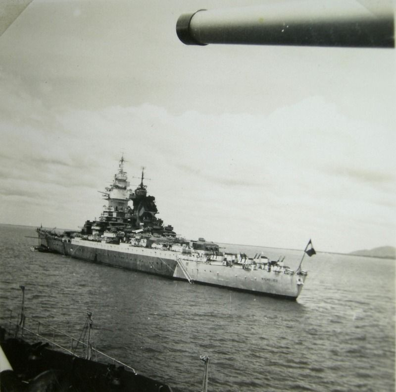 Image result for richelieu 1945