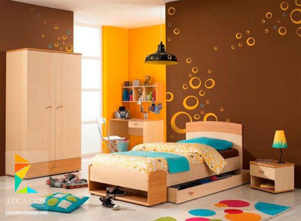 كتالوج غرف نوم أطفال باللون البرتقالي Home Decor Furniture Home
