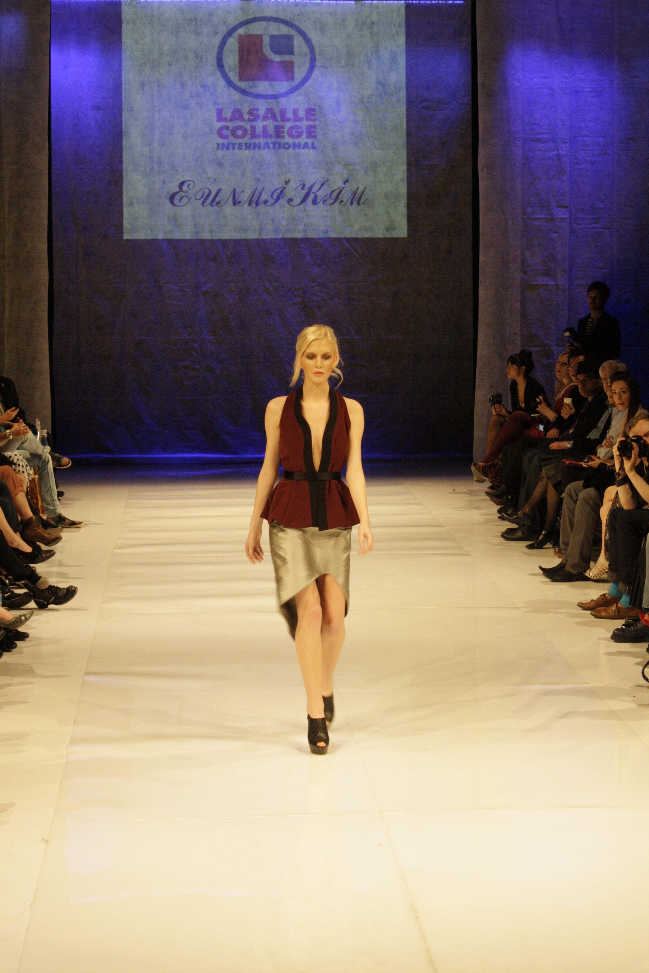 Fashion Design Diploma LaSalle College Vancouver, Canada 50
