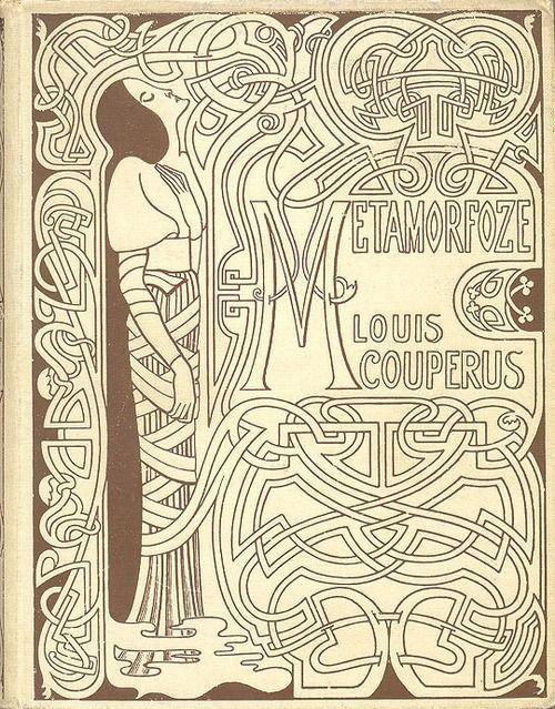 L'Oeuvre / Venise sauvee. 1895 JAN TOOROP (1858-1928)