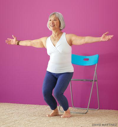 stand strong yoga for bone health  senior fitness bone