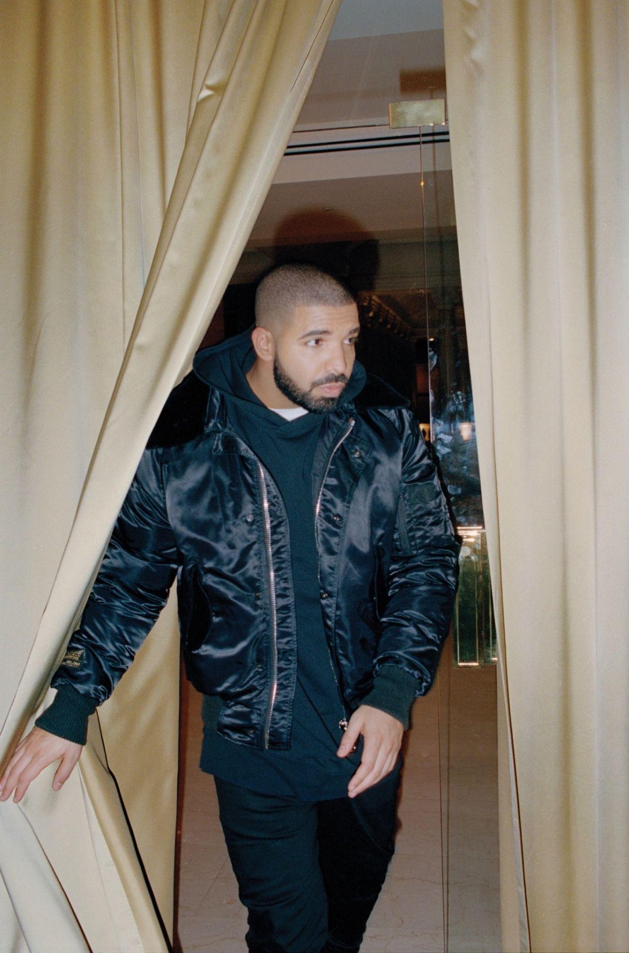 18 Please Drake By Mark Peckmezian Leather Jacket Bomber Jacket Denim Jacket [ 1920 x 1268 Pixel ]