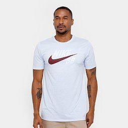 más fotos famosa marca de diseñador 100% de alta calidad Camiseta Nike SB Futura Tnl Masculina - Azul Claro | Camisetas masculinas,  Camisetas, Camiseta masculina