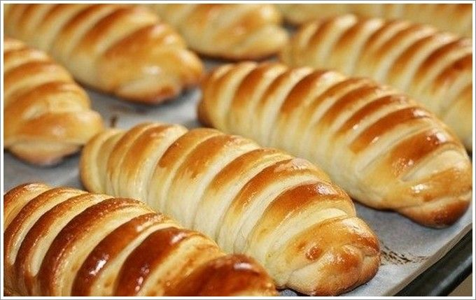 Французские булочки: фото 3546030 | Идеи для блюд ...