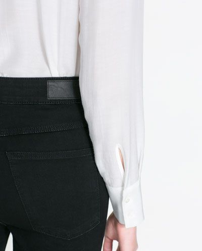 Image 6 of SLIM FIT JEANS from Zara