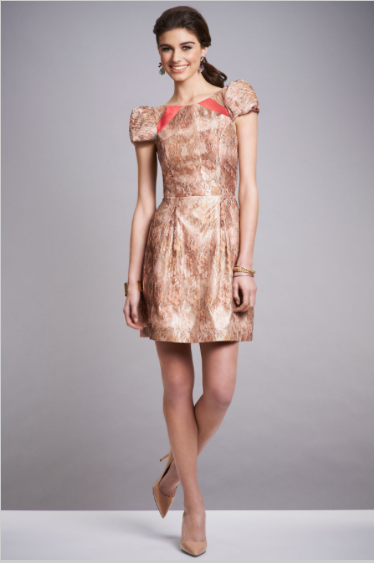 Kirribilla - ISOBEL dress - a chic little lace dress that makes the move into fall fashion easy. Available in cocoa and emerlad at kirribilla.com